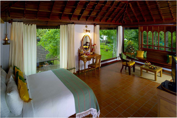 Kumarakom Lake Resort  - Room 1