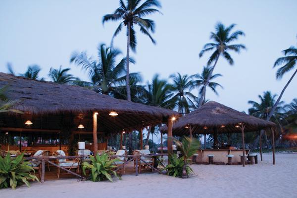 The Leela - Goa - Beach View