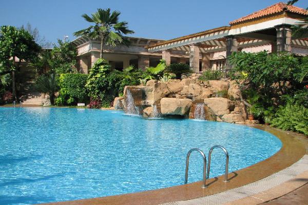 The Leela - Goa - Poolside View 1