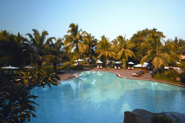 The Leela - Goa - Poolside View 2