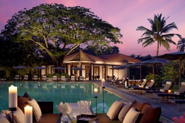 The Leela Goa - Poolside View 3