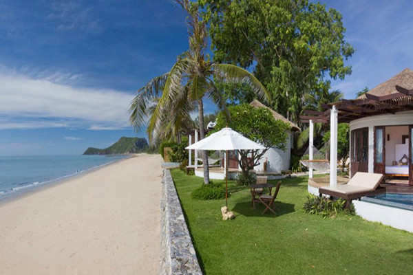 Aleenta Resort & Spa - Beach View 3