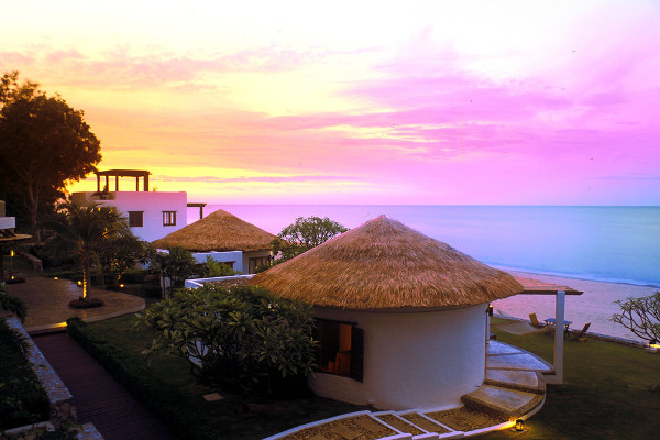 Aleenta Resort & Spa - Sunset