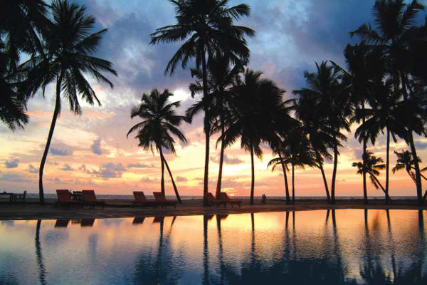 Avani_Kalutara_Resort - Sunset