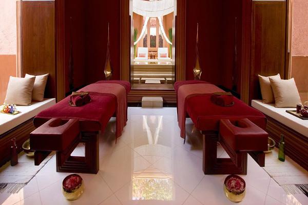 Hyatt Regency - Spa Room