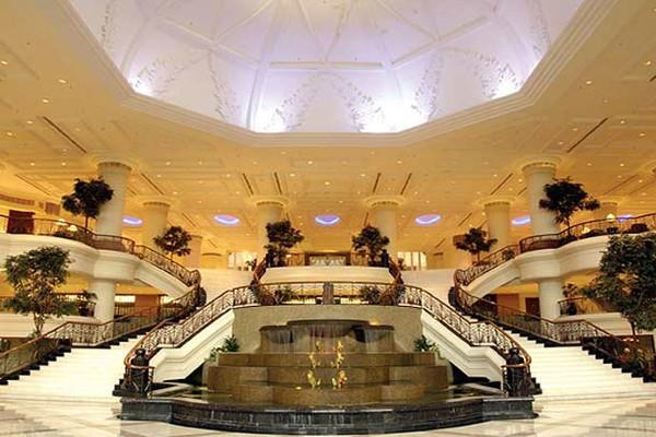 Putrajaya Marriott Hotel - Lobby