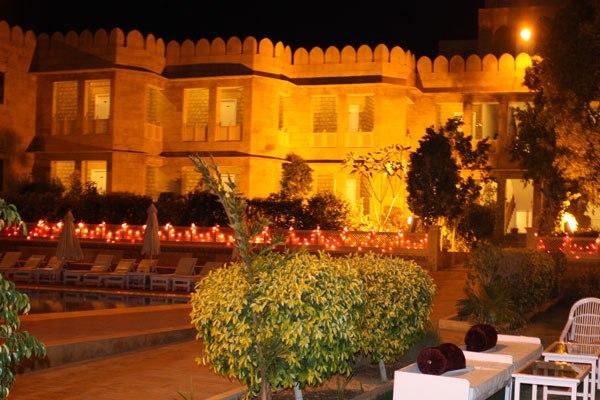 Rang Mahal - Exterior 2