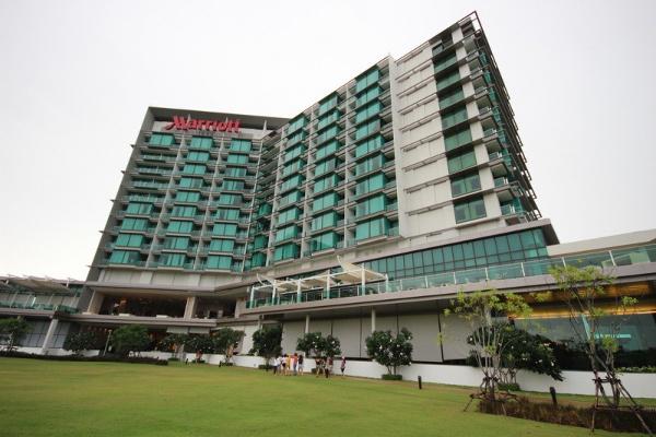 Rayong Marriott Resort - Front 2