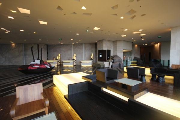 Rayong Marriott Resort - Lobby 2